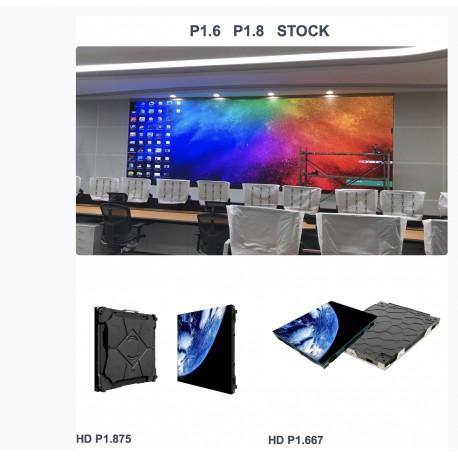 LED obrazovka P 1,6