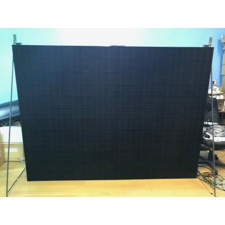 LED obrazovka  venkovní P 20 RGB 2 x 2,60 m