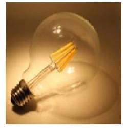 LED žárovka 8W , E27, 6000K