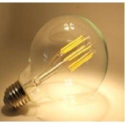 LED žárovka , E27, 10W  6000K