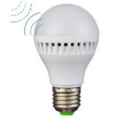 LED žárovka s čidlem