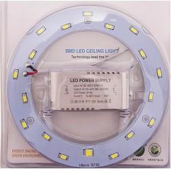 Náhradní světelný zdroj  12W //6000K/O:Φ20mm/