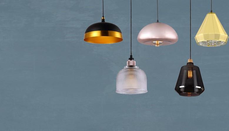 Luxusní LED lustry